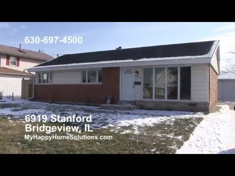 Bridgeview Rent to Own Home Bridgeview IL Oak Lawn IL Chicago Ridge IL
