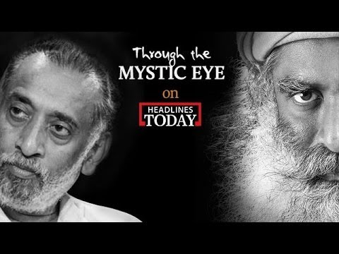 """Yoga For Today"" Dilip Cherian with Sadhguru | Through the Mystic Eye"