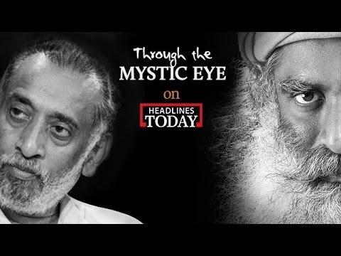 """Yoga For Today"" Dilip Cherian with Sadhguru   Through the Mystic Eye"