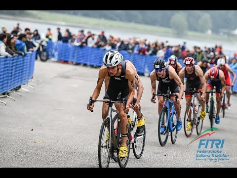 Grand Prix Triathlon - Idroscalo, Milano