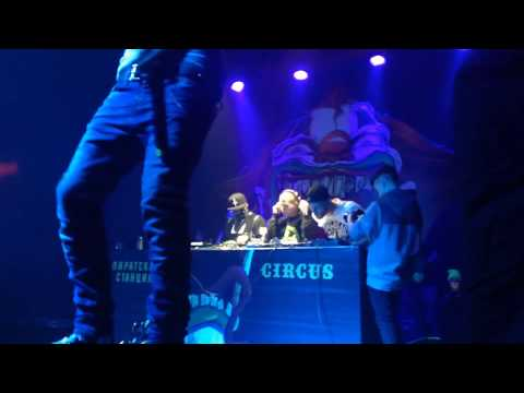 #PRTYHARD - PIRATE STATION CIRCUS LIVE (RUSSIA, SAINT-PETERSBURG/20.02.2016)