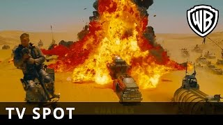 Mad Max: Fury Road - Explosion - Official Warner Bros. UK