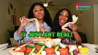Seafood Boil with TheRealKyleSister (ARI)