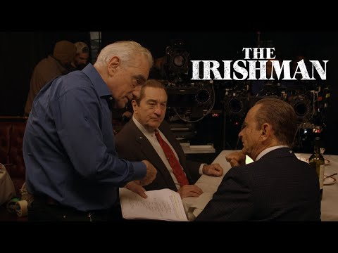 The Irishman | The Acting | Netflix