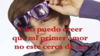 Justin Bieber ft Ludacris baby traducido al español