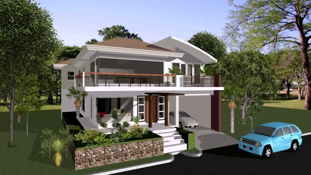 Pictures of beautiful houses in the philippines youtube for Most beautiful house design in the philippines
