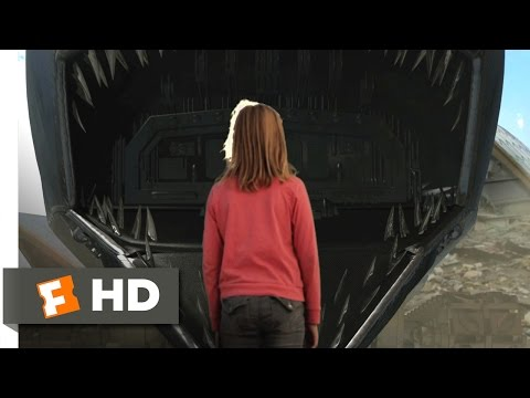 Mega Shark vs. Mecha Shark 710 Movie   Amphibious Mode 2014 HD