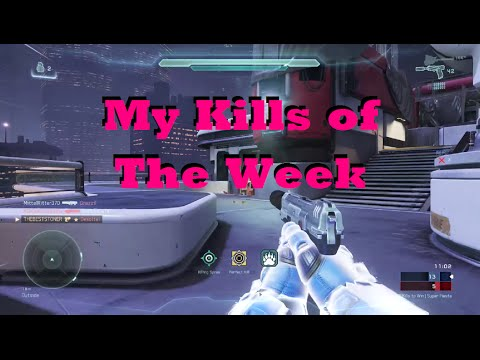 Murder Montage 9 (My Kills of the Week) [Halo 5 Guardians]