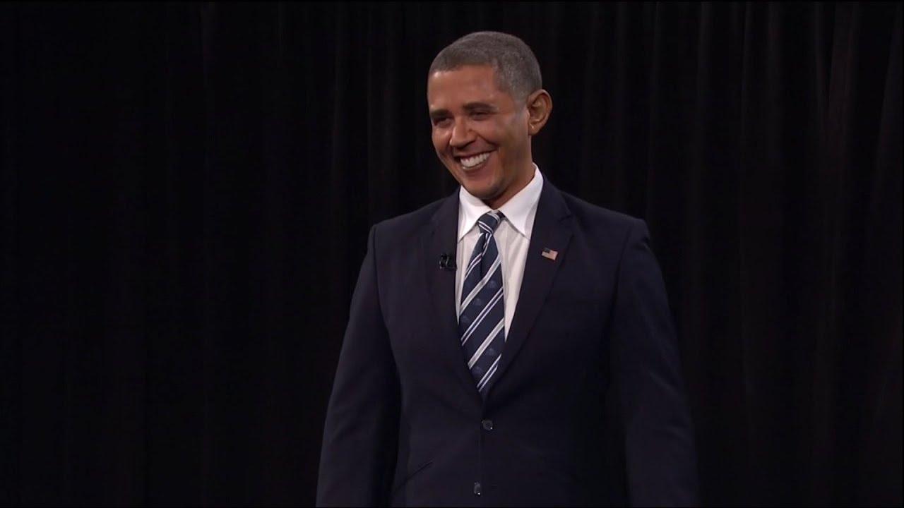 Sarah palin obama fakes Barack