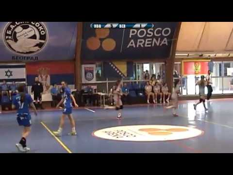 NBSC2016: Novi Beograd - Berane 14:8, Girls 2002, Final Game