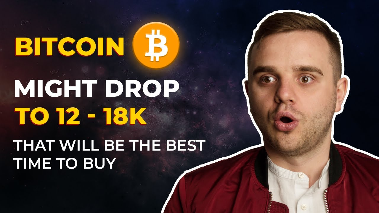 Bitcoin is in DANGER, it might drop to $12-$15k. TA for Ethereum, ADA, DOT, BNB, XRP, DOGECOin, SOL.