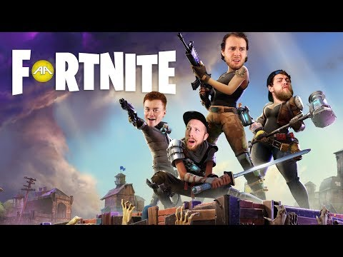 FORTNITE W/ THE SKY MEDIA GANG! | LIVESTREAM