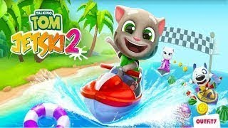 Talking Tom Jetski 2 GamePlay