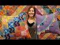 KAFFE FASSETT PILLOWS + YouTube Quilt Giveaway!