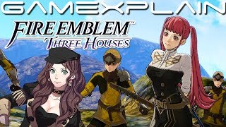 TONS of New Fire Emblem: Three Houses Details Revealed by Famitsu! (Persona-Like Features?!) thumbnail