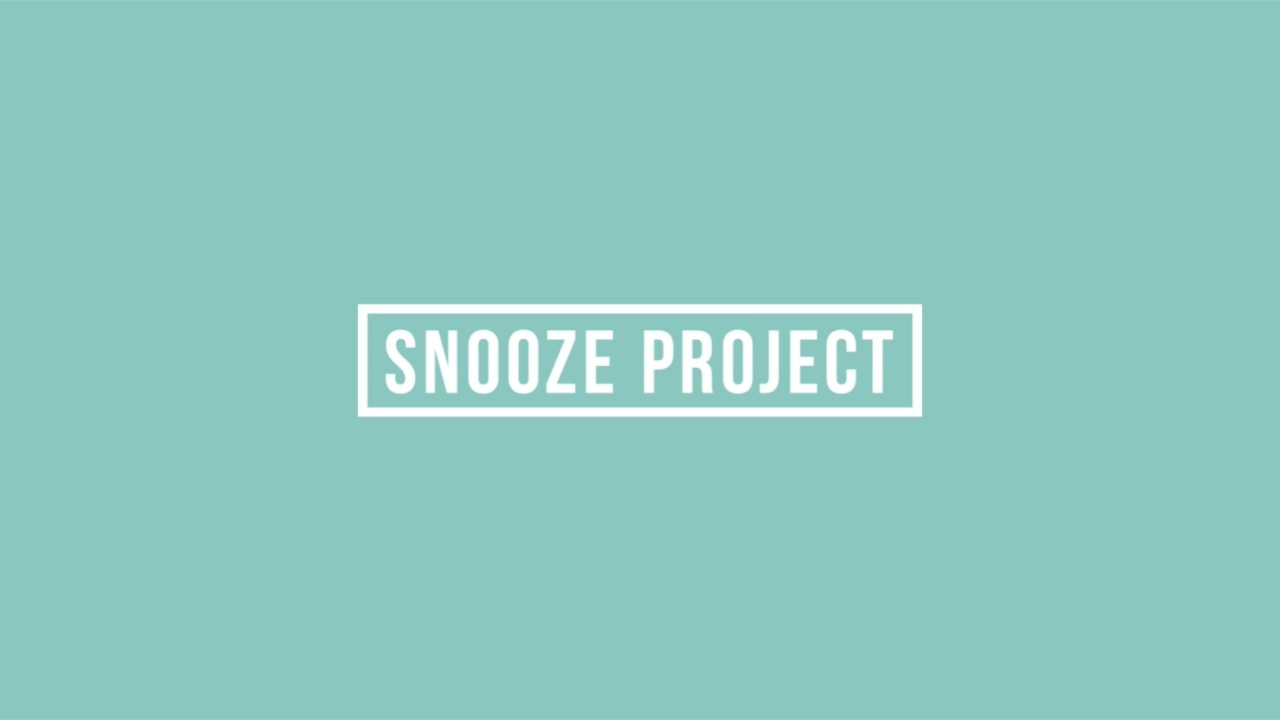 snooze project matratze unwrapping youtube. Black Bedroom Furniture Sets. Home Design Ideas