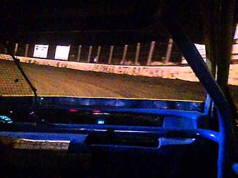 Tyler Etherton farmer city raceway 6-7-13 heat race