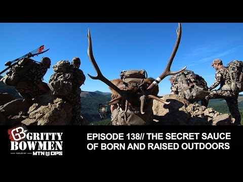 EPISODE 138: The Secret Sauce of Born And Raised Outdoors