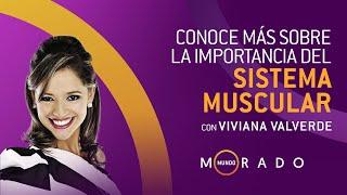 Mundo Morado #53 Conoce más sobre la importancia del Sistema Muscular |24-09-2020|