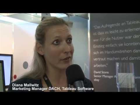 Tableau Software auf der TDWI Konferenz 2014 in München