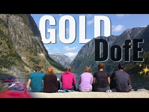 Gold DofE Kayaking & Walking in Norway 2017 // Tips, Advice and VLOG