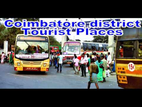 Coimbatore Tourist places in Tamil