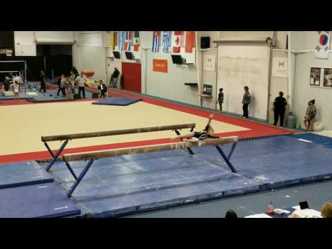 Joscelyn Roberson  Hopes Classic Beam 13.45