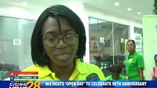 NIS HOSTS 'OPEN DAY' TO CELEBRATE 50TH ANNIVERSARY  2 16 2019