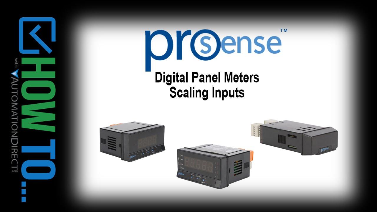 Digital Panel Meter DPM-3 Transducer Techniques 6 Digit