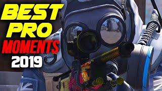 CS:GO - BEST PRO MOMENTS! 2019 (Flickshots, Crazy Clutches, Inhuman Reactions, ACEs, Best Frags)