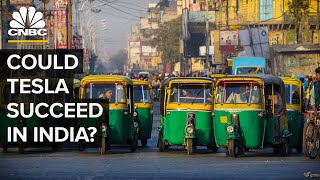 Could Tesla Succeed In India?