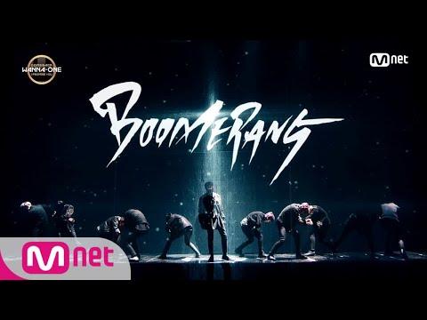 [최초공개] Wanna One - 'BOOMERANG(부메랑)'