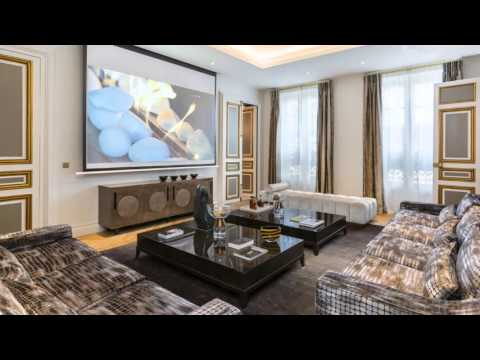 FOR SALE: Luxury Apartment in Paris 8th Arrondissement by Verzun