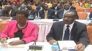 Heads of State Summit in Kampala