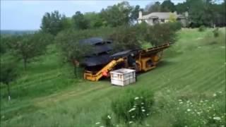Machines Intelligentes et Nouvelles Inventions, Dernières Machines Agricoles