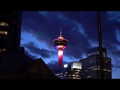 Night out in Calgary for #Beakerhead2017 #Beakernight [Vlog]