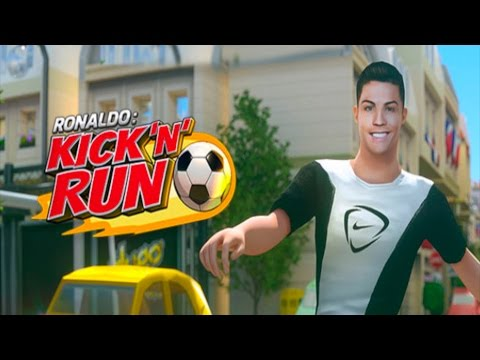 Cristiano Ronaldo: Kick'n'Run - By Hugo Games A/S -Compatible With IPhone, IPad, And IPod Touch.