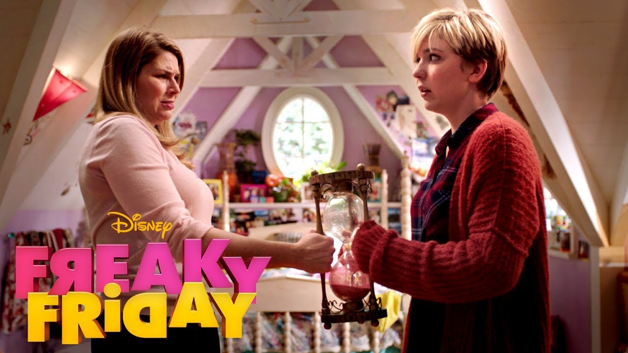 Download The Switch ⏳ | Freaky Friday | Disney Channel