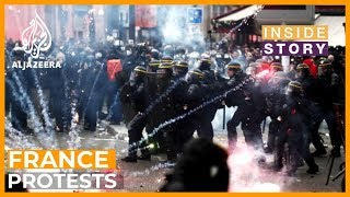 Will pension reforms be downfall of French president? | Inside Story
