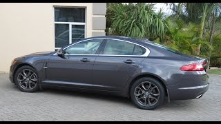5 Things I love about my Jaguar XF