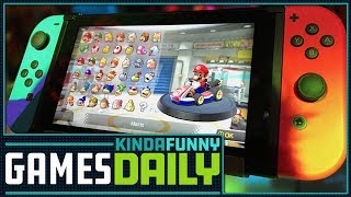 Nintendo Dramatically Increases Switch Production - Kinda Funny Games Daily 10.06.17