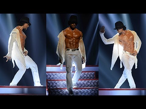 Tiger Shroff Michael Jackson DANCE TRIBUTE