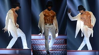 Tiger Shroff Michael Jackson DANCE TRIBUTE