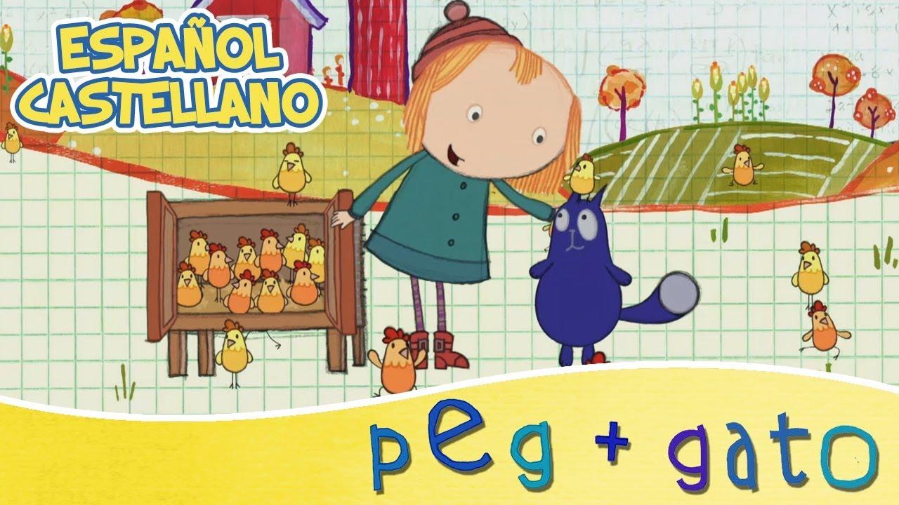 PEG + GATO: El problema de los pollitos
