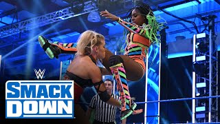 Naomi vs. Lacey Evans: SmackDown, July 31, 2020