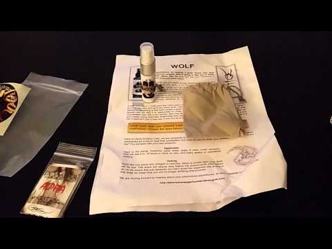 Wolf Pheromone Cologne (First look)
