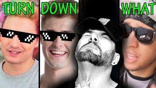 OS YOUTUBERS ESTÃO MUITO AGRESSIVOS **top tiradas dos youtubers**