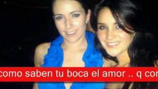 Dulce Maria - Lo intentare (letra)
