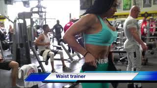 Корсет и пояс для талии на тренировках