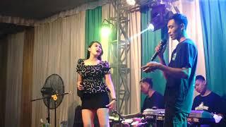 satru rindi antika duet romantis mirip denny caknan feat happy asmara, goyangane bikin gemes